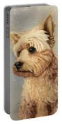 Yorkshire Terrier Portable Battery Charger