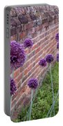 Yorktown Onions Along The Wall Portable Battery Charger