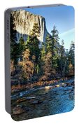Yosemite Afternoon Portable Battery Charger