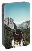 Yosemite Awe Portable Battery Charger