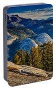 Yosemite Morning Portable Battery Charger