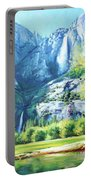 Yosemite Park Portable Battery Charger