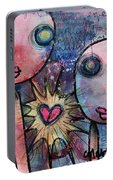 You Are Always In My Heart  Portable Battery Charger