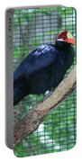 You Are My Audience - Bird Perched Portable Battery Charger