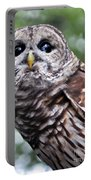 You Can Call Me Owl 2 Portable Battery Charger