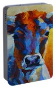 Young Blood - Longhorn Portable Battery Charger
