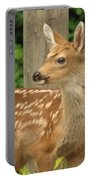 Young Fawn Portable Battery Charger