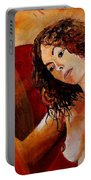 Young Girl  5641 Portable Battery Charger