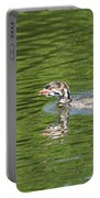 Young Grebe Portable Battery Charger