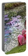 Young Khmer Girl - Cambodia Portable Battery Charger