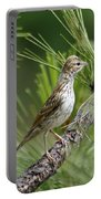 Young Lark Sparrow 1 Portable Battery Charger