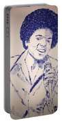 Young Michael Jackson Portable Battery Charger