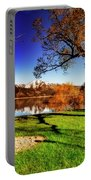 Young Trees Portable Battery Charger