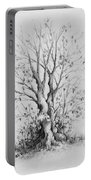Young Tree Portable Battery Charger by Rachel Christine Nowicki