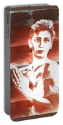 Young Woman Nude 1729.197 Portable Battery Charger
