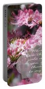 Sweet Words - Verse Portable Battery Charger