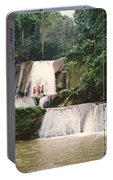Ys Falls Jamaica Portable Battery Charger