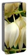 Yucca Flower Portable Battery Charger