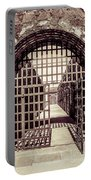 Yuma Territorial Prison Gate Portable Battery Charger