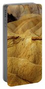 Zabriskie Point, Death Valley Portable Battery Charger