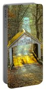 Zacke Cox Covered Bridge Portable Battery Charger