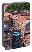 Zagreb Afternoon Portable Battery Charger