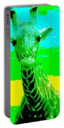 Zany Giraffe Portable Battery Charger