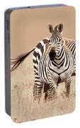 Zebra Pair Portable Battery Charger