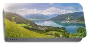 Zell Am See - Alpine Beauty Portable Battery Charger