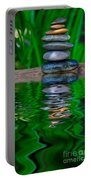 Zen Art And Reflections By Kaye Menner Portable Battery Charger