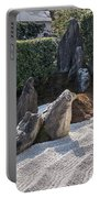 Zen Garden, Kyoto Japan 2 Portable Battery Charger