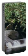 Zen Stream In Forest Portable Battery Charger