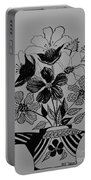 Zentangle 16-01 Portable Battery Charger