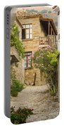 Zeytinli Village Cobblestone Lane Portable Battery Charger