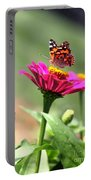 Zinnia Visitor Portable Battery Charger