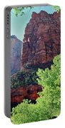 Zion Canyon Red Cliffs Portable Battery Charger