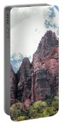 Zion Canyon Terrain Portable Battery Charger