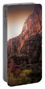 Zion National Park Usa  Portable Battery Charger