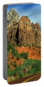 Zion National Park Utah Portable Battery Charger