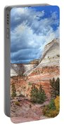 Zion  Promontories Portable Battery Charger