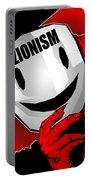 Zionism Devil Portable Battery Charger