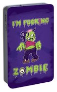 Zombie Portable Battery Charger