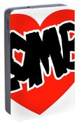 Zombie Love Portable Battery Charger