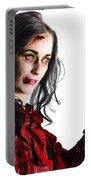 Zombie Shaking Severed Hand Portable Battery Charger