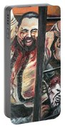 Zombies Attack Portable Battery Charger