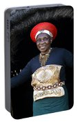 Zulu Woman Portable Battery Charger