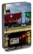 000 - Lowertown Overpass Portable Battery Charger