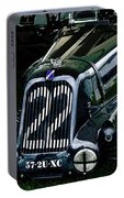1930's Talbot Lago T23 Race Car Portable Battery Charger