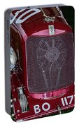 A 1933 Maserati 8c 3000 Biposto Portable Battery Charger