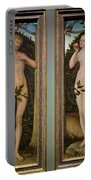 Adam And Eve Portable Battery Charger